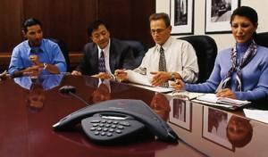 Voice-Conferencing